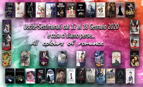 Uscite Settimana Dal 12 Al 18 Gennaio 2020 All Colours Of Romance