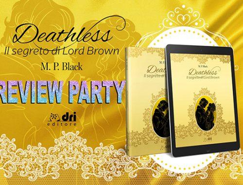 Deathless – Il segreto di Lord Brown